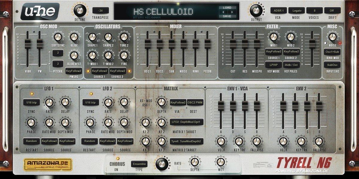uhe_Tyrell-V3-Synthesizer