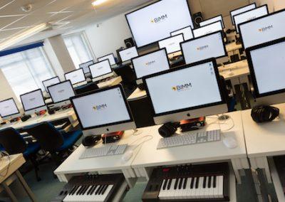 BIMM Brighton Music Production