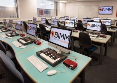 BIMM Manchester Music Production