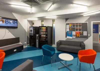 BIMM Manchester Student Area 2