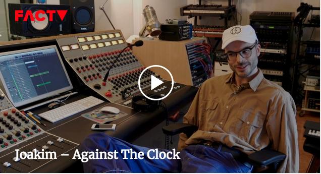Against The Clock – Joakim