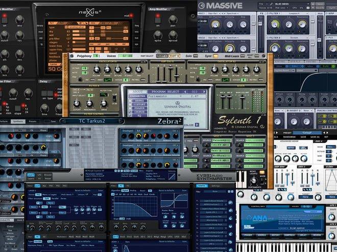 Buone feste dal Gamma Music Institute, con la lista dei migliori Synth VST gratuiti!